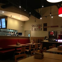Photo taken at Smashburger by Kennard W. on 3/23/2013