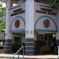 Photo taken at Hawaiian Humane Society by Chuco T. on 7/27/2013