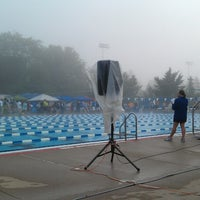 Photo taken at McCoy Natatorium by Gary F. on 6/30/2013