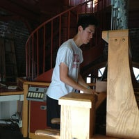 Photo taken at Cornell Chimes by Aaron S. on 7/8/2013