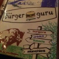 Photo taken at The Burger Guru by Miwa N. on 7/20/2014