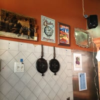 Photo taken at Little Skillet by Miwa N. on 2/1/2013