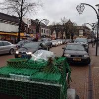 Photo taken at In Het Dorp, Roden by René N. on 12/21/2013