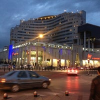 Photo taken at Hilton Kayseri by Burak K. on 2/27/2013