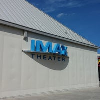 Photo taken at IMAX Theater by uhfx . on 3/16/2014