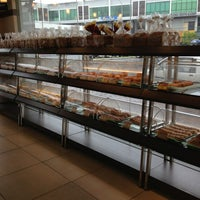 Photo taken at Port View Euro Bakery by Jessica L. on 7/28/2013