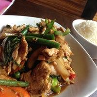 Photo taken at Little Thai Kitchen by Built F. on 4/13/2013