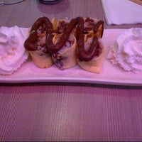 Photo taken at Planet Sushi by El T. on 4/21/2013