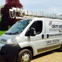 Photo taken at Cheltenham Aerials by Cheltenham Aerials on 1/22/2015