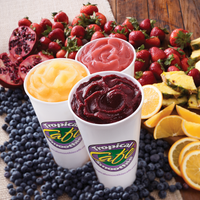 photo taken at tropical smoothie cafe by tropical smoothie cafe on 1222015 - Tropical Cafe 2015