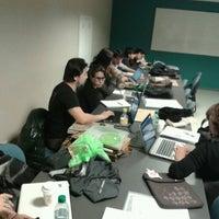 Photo taken at Universidad de Palermo by David G. on 7/17/2013