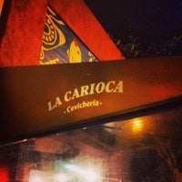 Photo taken at La Carioca by Theo V. on 3/31/2013