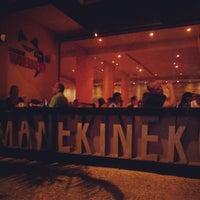 Photo taken at Manekineko by Theo V. on 2/10/2013