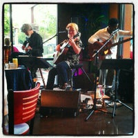 Photo taken at Café 440 by Brian C. on 9/19/2012