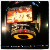 Photo taken at Matthew Knight Arena by Brian C. on 3/8/2013
