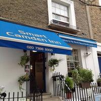 Photo taken at Smart Camden Inn by styler c. on 9/3/2013