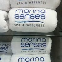 Photo taken at La Marina Camping & Resort by Javier Jiménez on 9/21/2012