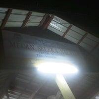 Photo taken at Medan Selera Nelayan by shahzully z. on 3/6/2013
