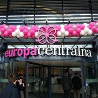 Photo taken at Europa Centralna by Krzysztof K. on 3/2/2013