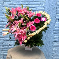 Foto scattata a Florería Flores de Oaxaca da Flores D. il 6/4/2018