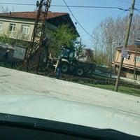 Photo taken at Terme / Beşikli Köyü by Murat T. on 4/4/2016