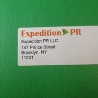 Photo taken at Expedition PR by Katja S. on 2/18/2014