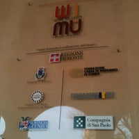 Photo taken at WiMu - Wine Museum by Denis Y. on 10/21/2012