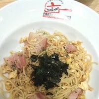 Photo taken at Pasta de Waraku by Oaku on 12/29/2012