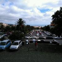 Photo taken at Universidad de La Laguna. Campus Central by Piotr K. on 1/24/2017