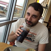 Photo taken at Panera Bread by Zachary S. on 4/26/2014
