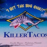 Photo taken at Killer Tacos by Scarlette V. on 4/19/2013