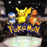 Photo taken at Pokémon Center TOKYO by Hajime Y. on 10/28/2012