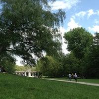 5/17/2013 tarihinde Aleksandar G.ziyaretçi tarafından Rudolph-Wilde-Park'de çekilen fotoğraf