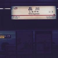Photo taken at Shinagawa Station by こくろーち on 2/1/2015