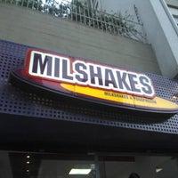 Photo taken at MilShakes by Pedro V. on 10/28/2012