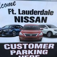 Photo Taken At Fort Lauderdale Nissan By David V. On 10/15/2017 ...