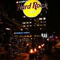 Photo taken at Hard Rock Cafe København by Emmi K. on 12/10/2012