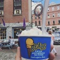 Снимок сделан в Beals Ice Cream пользователем Ruby J. 7/4/2016