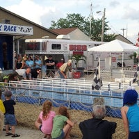 Photo taken at Duck Races by James K. on 8/9/2013