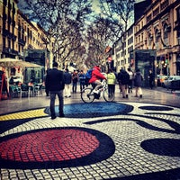 Photo taken at La Rambla by David G. on 2/27/2013