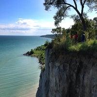 7/28/2013 tarihinde Justin H.ziyaretçi tarafından Scarborough Bluffs'de çekilen fotoğraf