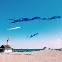 7/28/2013 tarihinde Justin H.ziyaretçi tarafından Kew-Balmy Beach'de çekilen fotoğraf