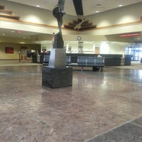 Photo taken at Scottsbluff Airport BFF by David K. on 2/24/2013