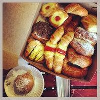 Photo taken at Dulce de Leche Argentine Bakery by Erin J. on 3/16/2013