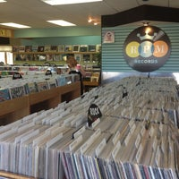 Photo taken at RPM Records by Rachel D. on 6/5/2014