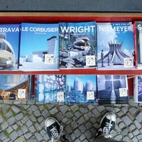 Photo taken at Buchhandlung Walther König by Roldano D. on 6/7/2014