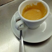 Photo taken at Sant'Eustachio Il Caffè by Roldano D. on 10/27/2012
