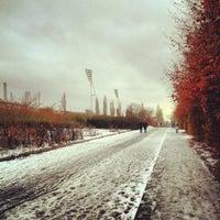 Das Foto wurde bei Mauerpark von Roldano D. am 12/16/2012 aufgenommen