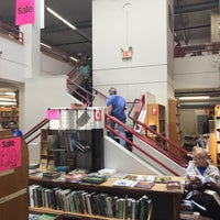 Photo taken at Logos Books & Records by Mark L. on 7/23/2017
