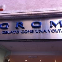 Photo taken at Grom by Bruno R. on 6/12/2013